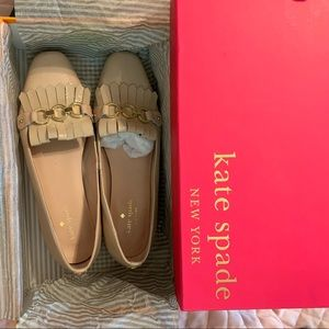 Kate Spade loafers!